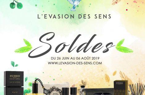 SOLDES D'ETE 2019